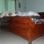 Jual Tempat Tidur JATI plus Spring Bed LIMITED EDITION