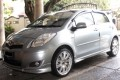 Toyota Yaris S M/T 2009 Type S th 2009 Manual warna silver Tgn I
