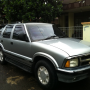 Jual santai Mobil Opel Blazer thn 1997 bandung