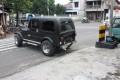 CJ7 Americn Jeep diesel