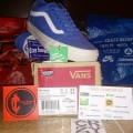 Vans Old Skool Overwashed Nautical Blue Original