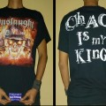 T-Shirt Onslaught Chaos Is My King  Official