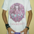 T-Shirt Chvrches Mckenvie Roses Official