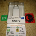 Charger Sony CP-AD2M2