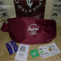 Herschel Hip Pack Sixteen Windsor Wine Original