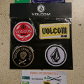 Volcom Patch The Stone Crew Original