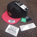 Volcom Snapback Single Stone Chili Red Original