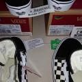 Vans Old Skool Primary Checkerboard Black/White Original