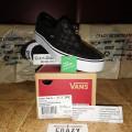 Vans Slip On Checkerboard Black/Black Original