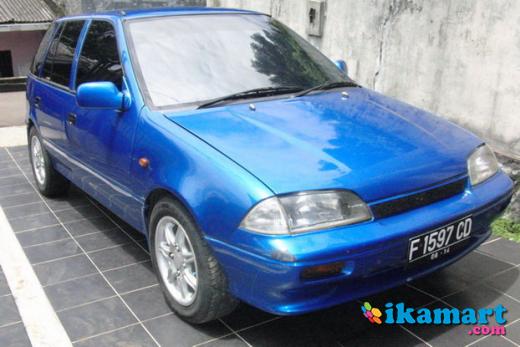 Jual Suzuki Forsa Amenity 1992 4 pintu - Terjual