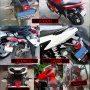 Spakbor Belakang Yamaha Byson Ori