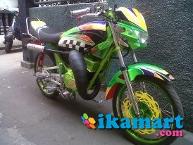 Jual Yamaha Rx King 1997 Sudah Modifikasi Motor Bekas Yamaha Rx King