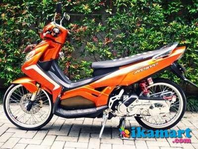 Jual Yamaha Nouvo Z Modifikasi Motor Bekas Yamaha Nouvo Z