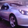 Peugeot 307 Sporty 2002 Manual