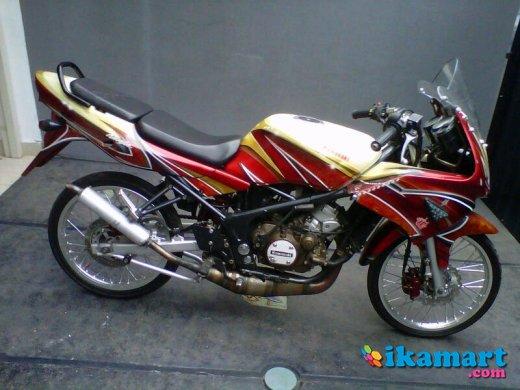 Jual Ninja Rr 2009 Plat Bekasi Motor Bekas Kawasaki Ninja Rr