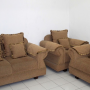 Jual 1 Set Sofa