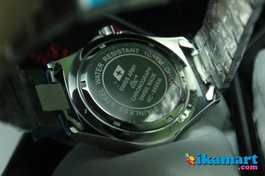 Jual Jam Tangan Swiss Army DHC+ HC8688M ORIGINAL - Jam Tangan b4d3299575