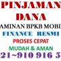 dana pinjaman tunai cepat jaminan bpkb mobil 91091658