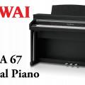 Digital Piano Kawai CA 67 / Kawai CA-67 / Kawai CA67