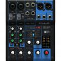 Mixer Yamaha MG06X / Yamaha MG 06 X / Yamaha MG-06X