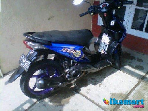 Jual Honda Beat Tahun 2008 Akhir Bandung Ujung Berung