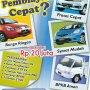 Pinjaman Bunga Murah Jaminan BPKB Mobil 081321477900 Jakarta