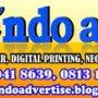 Cutting sticker, Printing Digital, Spanduk, Neon box, Banner, Murah Jakarta - Bekasi (021-70418639)