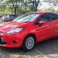 Dijual Ford Fiesta Trend a/t 2011