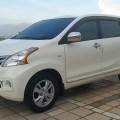 Dijual Toyota Avanza G a/t 2013 Dual Airbag