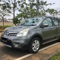Dijual Nissan Livina X-Gear A/T 2010 FULL ORISINIL