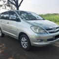 Dijual Toyota Innova V A/T 2005 AntiK Km rendah Mulus terawat