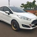 Dijual Ford FIesta S 2014 Facelift Putih,Istimewa, Keren, Velg Racing
