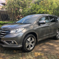 Dijual Honda All New CR-V Prestige 2.4 A/T Grey Metallik 2013 Apik dan Istimewa