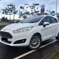 Ford Fiesta S 2014 A/T Facelift  Low KM TDP Minim Proses Kredit Dibantu
