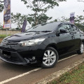 Toyota Vios E A/T New Model 2013 Very Low KM Proses Kredit DIbantu
