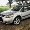 Suzuki SX4 X Over M/T Facelift Mulus Terawat TDP Minim Proses Kredit dibantu