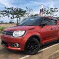 Suzuki Ignis GX AGS 2018 Very Low Km Proses Kredit dibantu