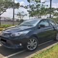 Dijual Toyota Vios G M/T 2014 New Model Low Km TDP Ringan Proses Kredit dibantu