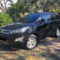 Dijual Toyota Innova Reborn V M/T Diesel 2017 Mint Condition Proses Kredit cepat dan dibantu