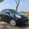 Nissan March A/T 2011 Service Record TDP Minim Proses Kredit cepat dan dibantu