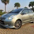 Dijual Toyota Yaris S A/T 2008 Medium silver Mulus terawat Proses kredit dibantu