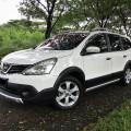 Nissan Grand Livina X Gear 2017 Putih Mutiara Low Km Langka Proses Kredit cepat dan dibantu