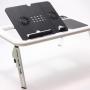 E-Table Meja Laptop Portable banyak fungsi