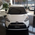Toyota Sienta 1.5 All New ( Cash / Kredit ) 2016 Baru