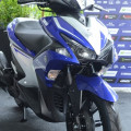 Yamaha Aerox 155 R Version ( Kredit Promo )