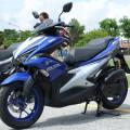Yamaha Aerox 155 R Version ( Kredit Promo ) NIK 2017 Baru