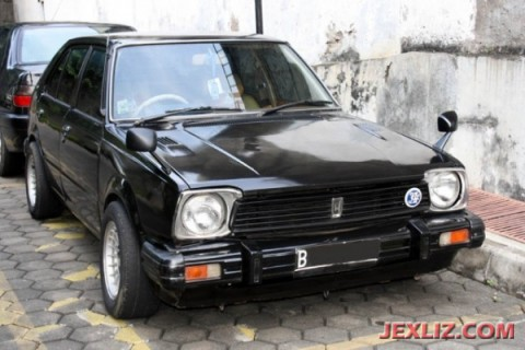 Honda Civic Excellent 1981 Original - Mobil Bekas Honda Civic ...