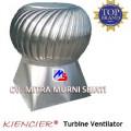 "Jual Turbine Ventilator Kiencier 36"" Stainless Steel"