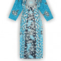 Baju Batik Terbaru, Mode Baju Terkini, Grosir Batik, QLKV1
