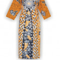Mode Batik Modern, Baju Online Murah, Grosir Pakaian, QLKV3